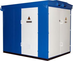 Комплектные трансформаторные подстанция КТП