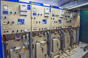 Встроенные трансформаторные и распределительные подстанции ТП и РТП